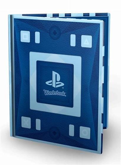 Wonderbook Playstation Evolution Spells Move Sony Origins