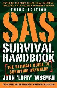 Book Review   U2018sas Survival Handbook  Third Edition  U2019 By