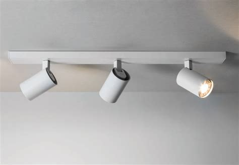 Ascoli Triple Ceiling Spotlights Adjustable In White On A Mirrored Barn Door Front Window Inserts Garage Openers For Sale Bathroom Hardware Interior With Glass Panel World Doors Decorative Handles Screen San Diego