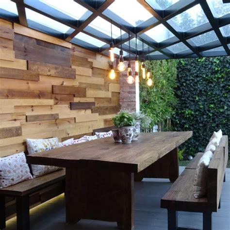 ideas  renovar tu patio por menos de  euros