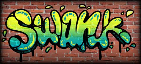 Grafity : How To Draw Swank Graffiti, Step By Step, Graffiti, Pop