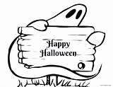 Halloween Coloring Ghost Happy Colorare Disegni Stampare Bambini Fantasmi Immagini Fantasma Duch Halloweenowy Printable Tante Cjo Kolorowanka Mamma Racconta Archivi sketch template