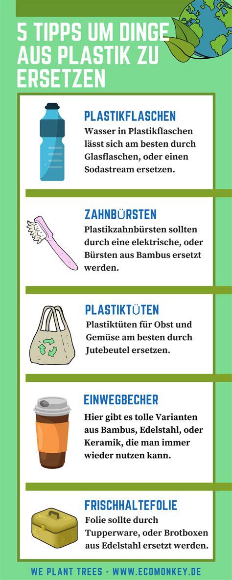 5 Tipps Im Alltag Plastikprodukte Durch Plastikfreie