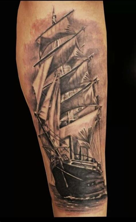 Ship Tattoo by 30 Ship Tattoos Tattoofanblog