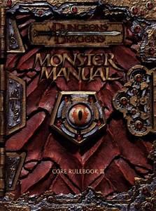 9780786915521  Monster Manual  Core Rulebook Iii  Dungeons