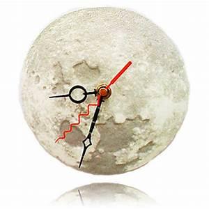 Mond Berechnen : leuchtende 3d mond uhr mond wanduhr leuchtet im dunkeln ~ Themetempest.com Abrechnung