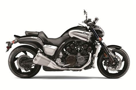 2012 Yamaha V-max Review