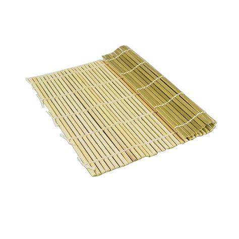 bamboo sushi mat rolling bigspoon