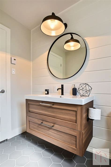 Brown Bathroom Fixtures by 55 Bathroom Lighting Ideas For Every Design Style