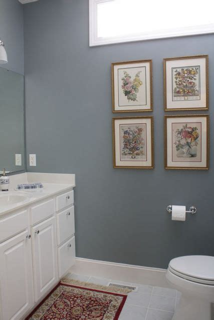Lowes Paint Colors For Bathrooms by Distant Thunder Olympic Paint Olympic Paint Color In