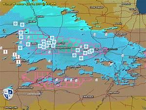 Weather Defender Blog   Heavy Snow Affecting I-70 Corridor ...