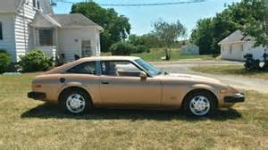 Nissan Datsun 280zx For Sale by 1979 Gold Nissan Datsun 280zx Condition For Sale
