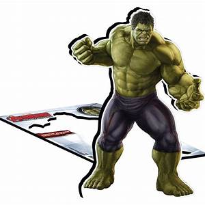 Avengers 2 Hulk Desktop Standee: 840391106192 ...