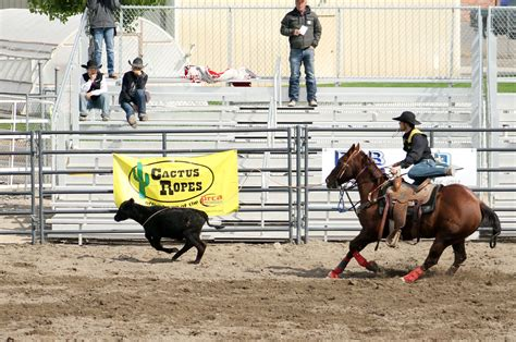 lancers perform cwc rodeo eastern wyoming college