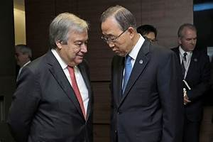 António Guterres appointed next UN Secretary-General by ...