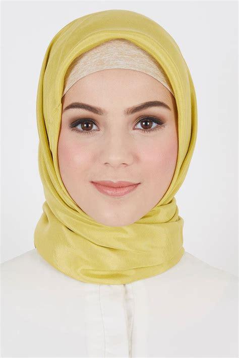 sell basic square  mustard square hijab hijabenkacom
