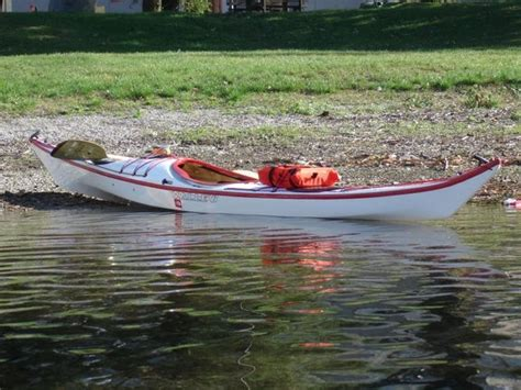 The Q Boat by Valley Q Boat Seakayak