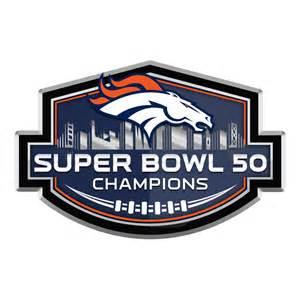 Champions Denver Broncos Super Bowl 50