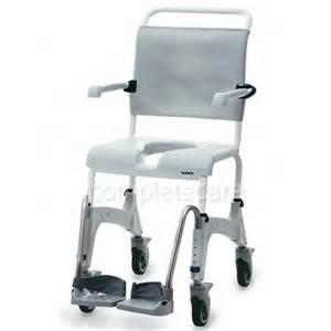 wheelchair shower chair