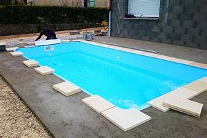Photo D Amenagement Piscine : piscine coque et am nagement am nagement ext rieur ~ Premium-room.com Idées de Décoration