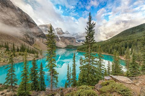 National Park Experiences Have Alberta Canada