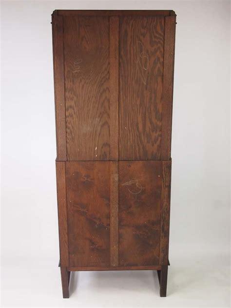 deco bureau vintage oak deco bureau bookcase