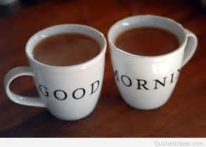 Good Morning Coffee Cup