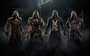 Assassin's Creed Unity Game Wallpapers | HD Wallpapers ...