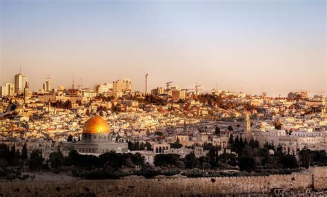 Why The World Doesnt Recognize Jerusalem As Israel's