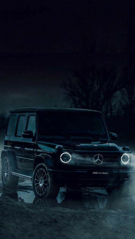 If you're looking for the best mercedes benz g class wallpapers then wallpapertag is the place to be. The Dark🌑 Benz of Mercedes in 2020 | G wagon iphone ...