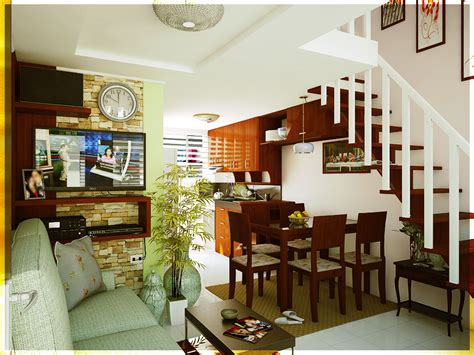 Now, havenly has introduced an interior design app, making the process of redoing your home even easier. Sample Interior Design For Small House In The Townhouse Ideas Room And Decoration Wood Samples ...