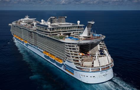 The World Largest Cruise Ship  Pakistan Affairs