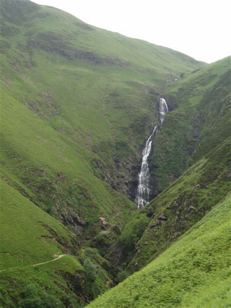 Grey Mare's Tail Scotland Waterfall