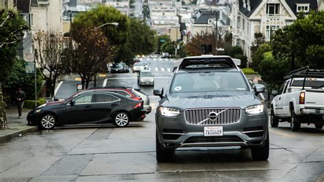 Uber Expands Self-driving Car Service To San Francisco. D