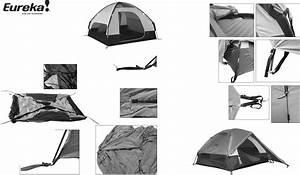 Eureka Grand Manan Tent  U0026 The Panel Has A Window So That C