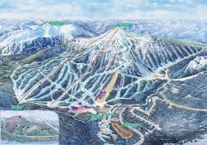 Apex Mountain Resort Map