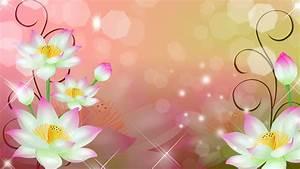 Flowers Bokeh wallpaper - 573245
