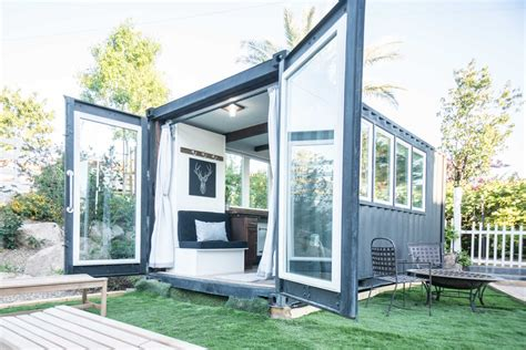 Shipping Container Homes by Light Filled Shipping Container House Cost Just 36k To