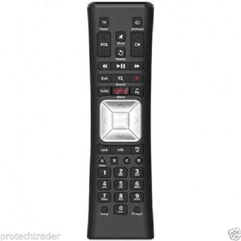 xfinity comcast xr premium backlight remote control
