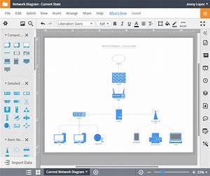 19 Simple Network Diagram Software Open Source Design