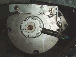 Original Tachometer On The Electric Vehicle Saturn