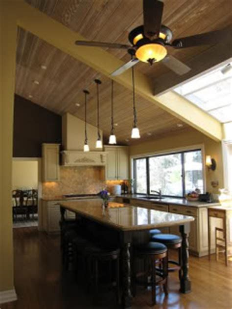 kitchen lighting ideas high ceilings