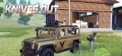 Tải Ngay Knives Out  Pubg Mobile Có Map 36km2 Cho Android