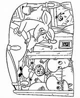 Moomins Pages Coloring Maniac Template Print sketch template