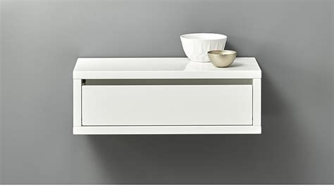 Slice White Wall Mounted Shelf + Reviews 4 Drawer Bedside Chest New Malibu 3 Pine Smartworks Coffee Pod Capsule Storage 1 Maple Effect Kennedy Tool Box Handles Soft Close Full Extension Slides Canada 2 Knape Vogt How To Remove Pulls
