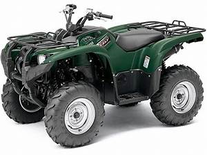 2012 Yamaha Grizzly 550 550fi 4x4 Including Eps Service