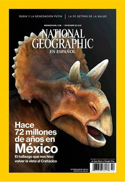 Geographic National Espanol Magazine Issue Discountmags December