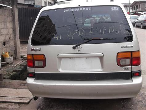 1998 MAZDA MPV - Image #13