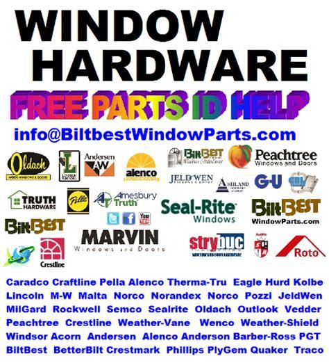 window door parts american craftsman american window andersen anderson truth window hardware