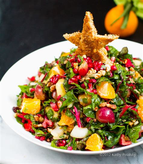 christmas tree salad healthy weight loss food recipe for happy new year party homemade ideas